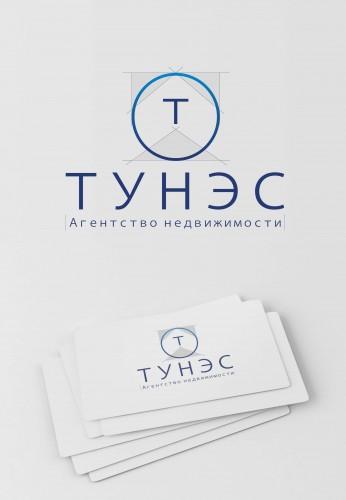 "Логотип для агенства недвижимости ""Тунэс"""