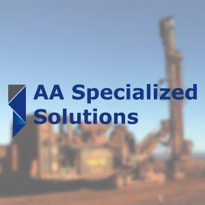 Разработка логотипа, визитки и сайта для Австралийской компании AA Specialised Solutions